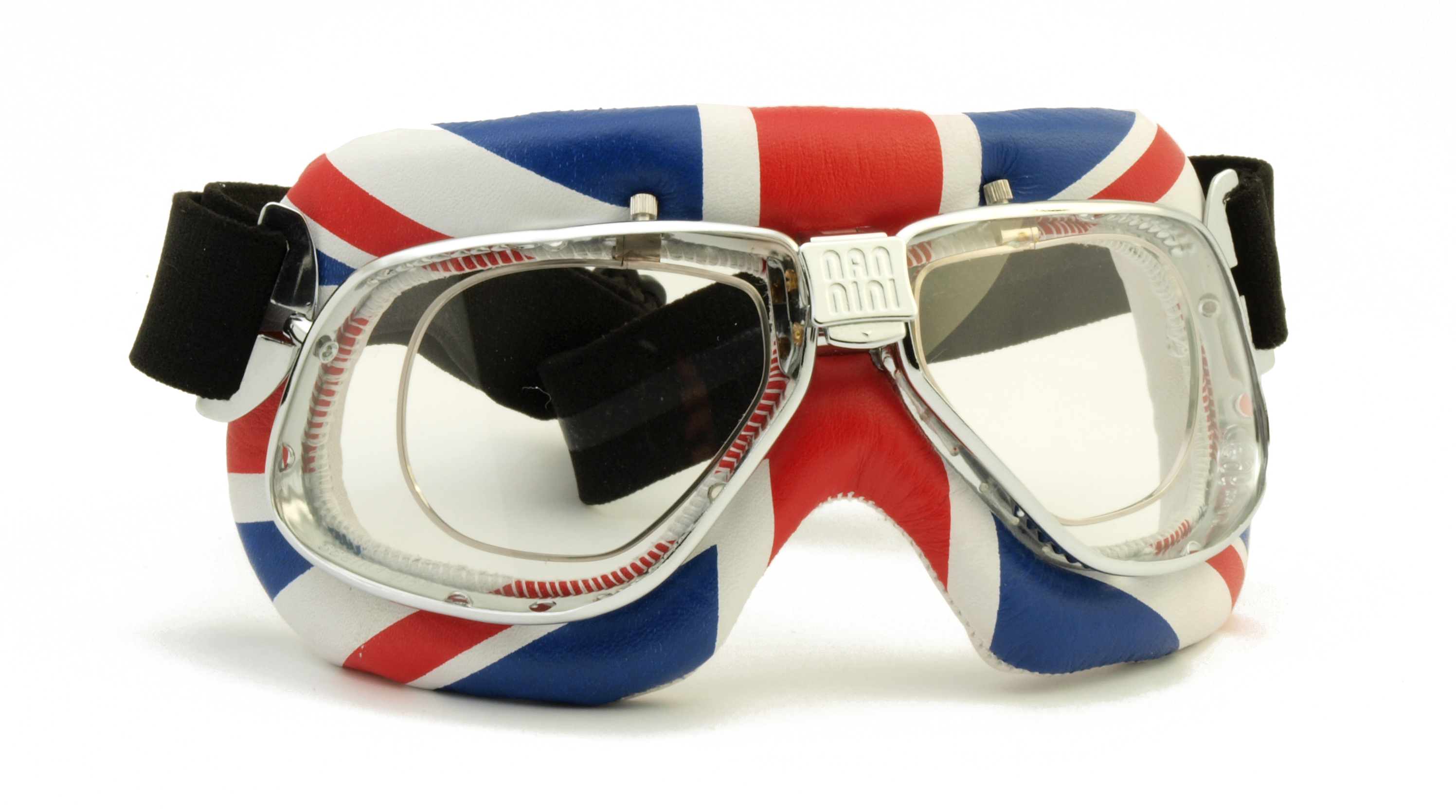 Nannini Cruiser 4V Special Ed GB with clear lenses