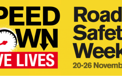 We are supporting Road Safety Week 2017